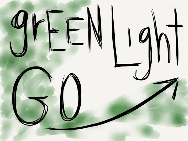 green light go