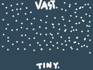 vast tiny