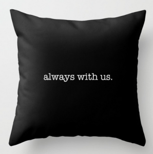 always with us SQ PILLOW copy
