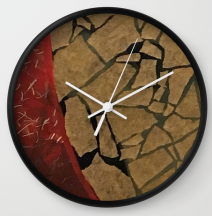 quarter earth CLOCK copy
