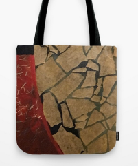 quarter earth TOTE BAG copy