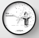 ThisMomentUnique clock copy