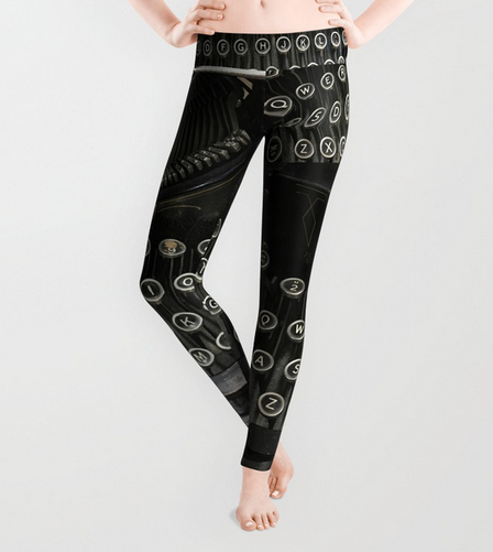 Vintage tyoe LEGGINGS copy