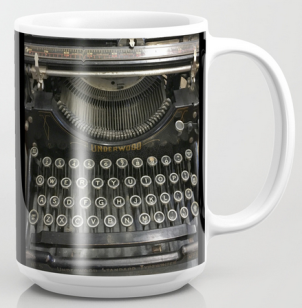 vintage type COFFEE MUG copy