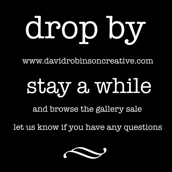 gallery sale invite jpeg