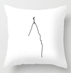 obstacles SQ PILLOW