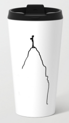 obstacles TRAVEL MUG