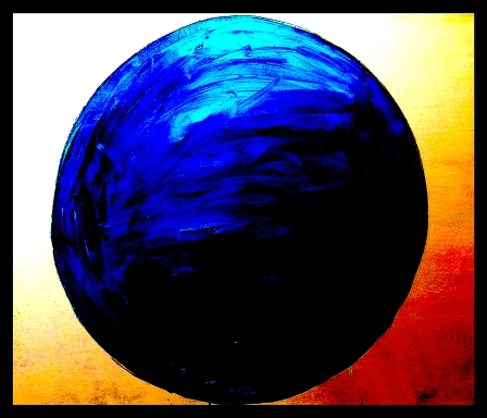 blueblueworldwithframe