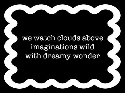 cloud haiku