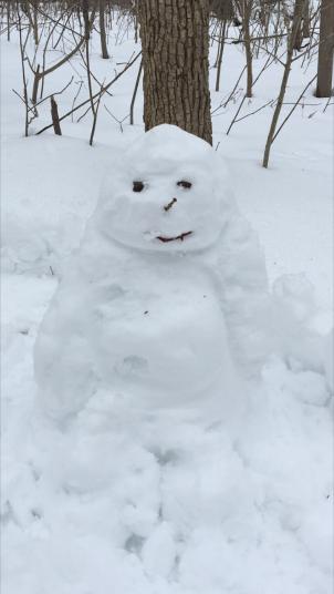 brad's snowman