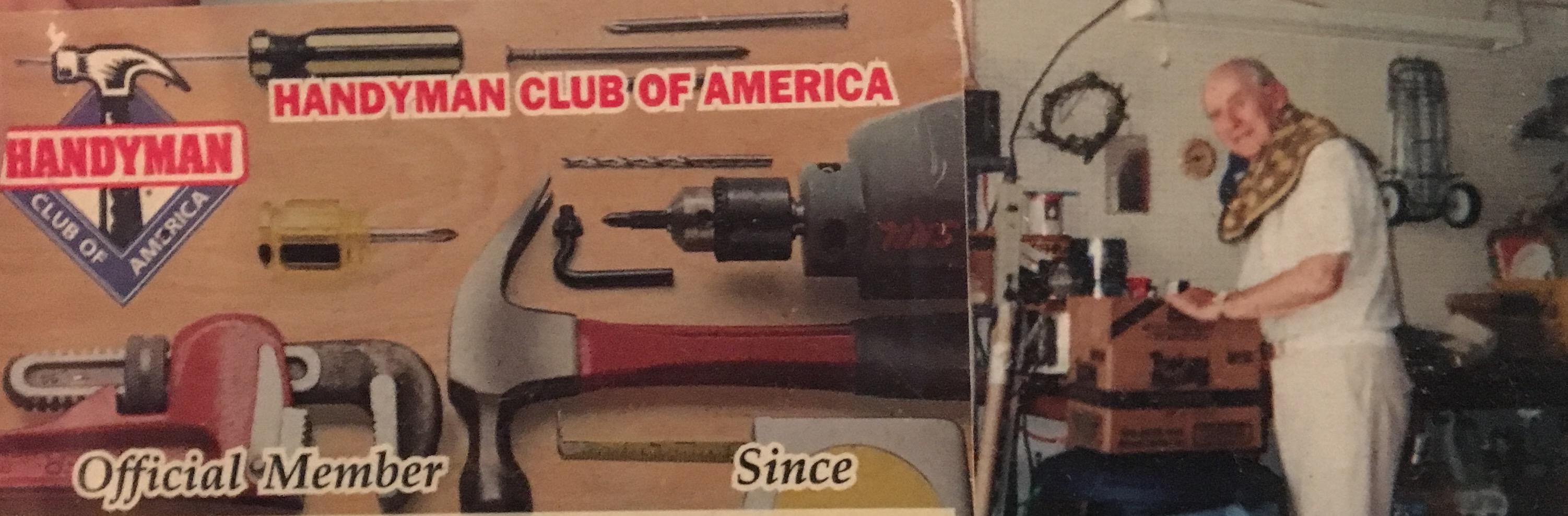 poppo & handyman club