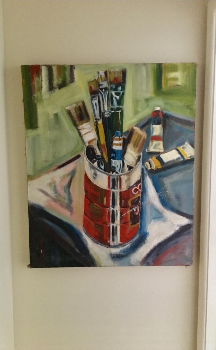duke's painting copy