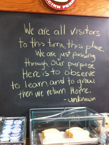 we are all visitors copy