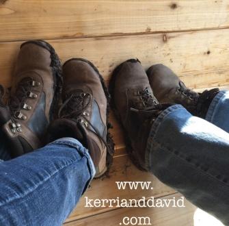 boots in megaphone website box