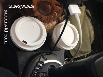 coffee cups in scion website box
