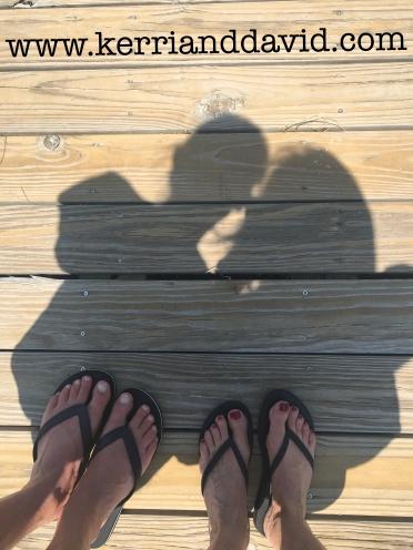 boardwalk shadow feet website