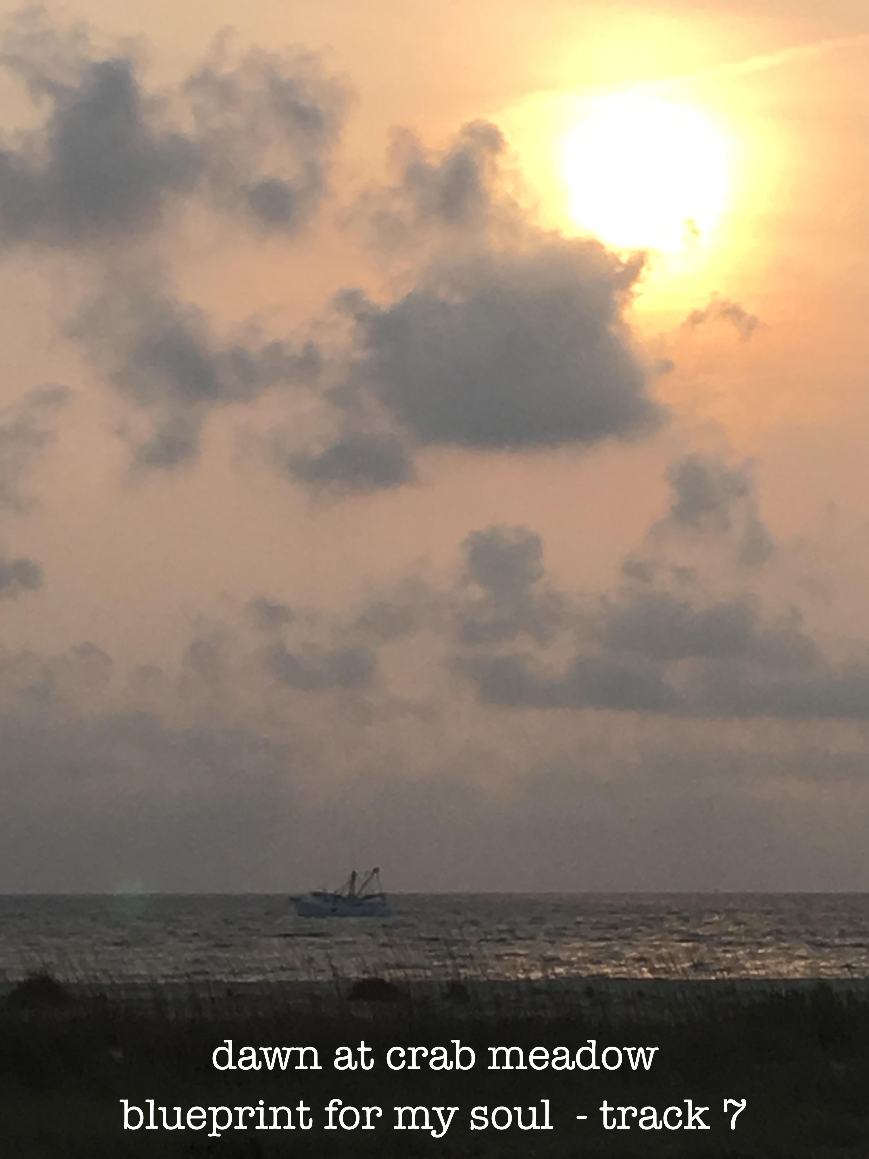 dawn at crab meadow songbox