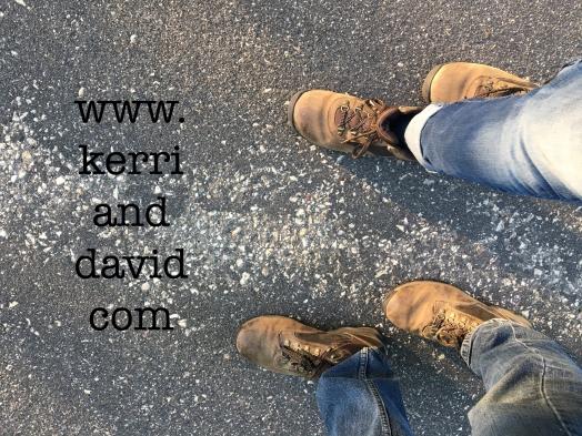 feet on the street WI website box