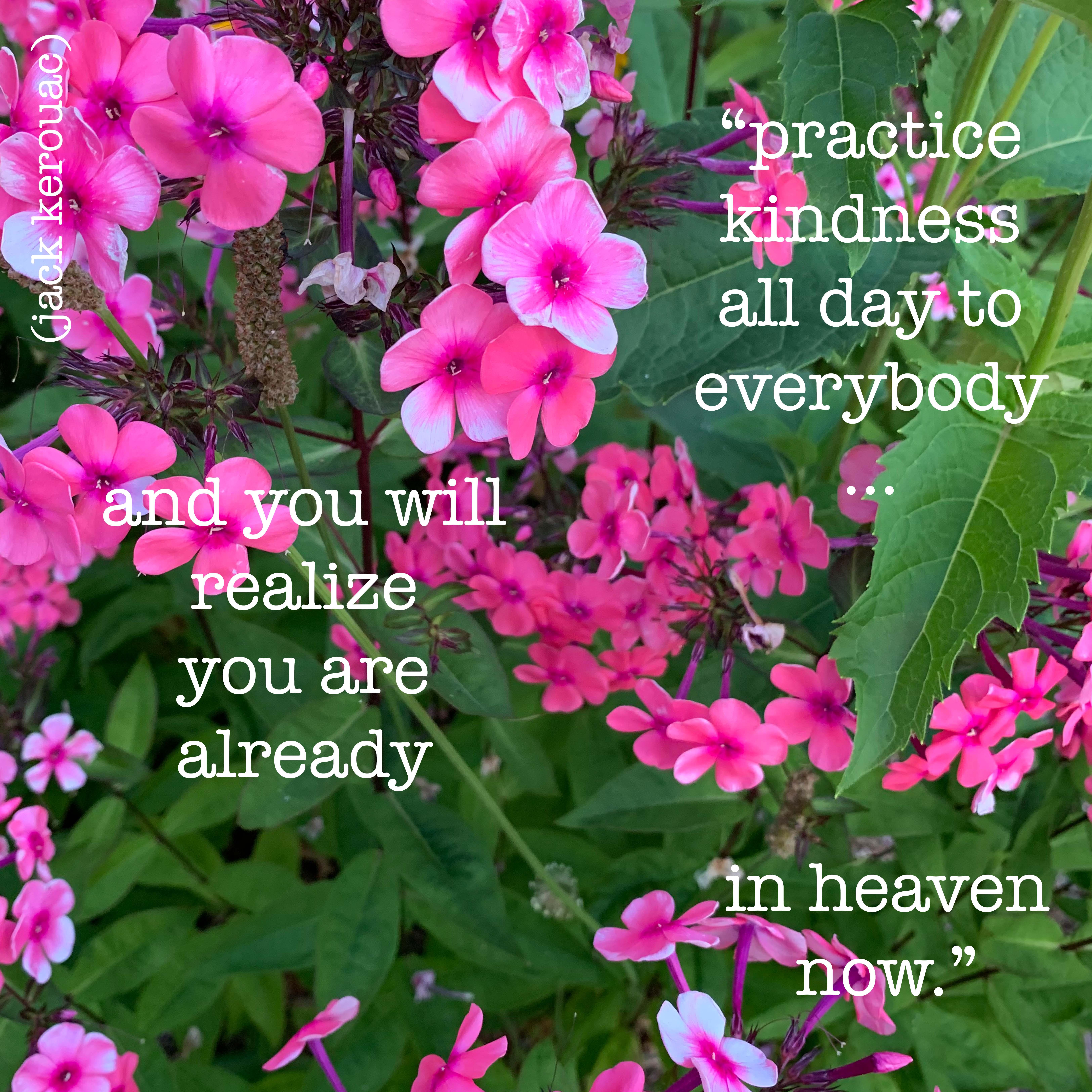 kindness kerouac