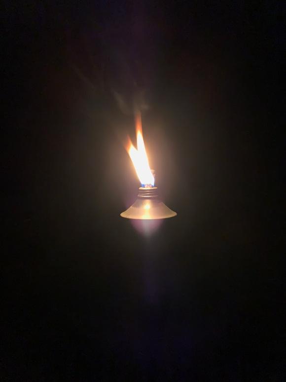 tiki flame