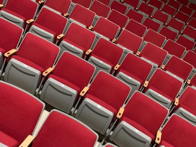 TPAC empty seats