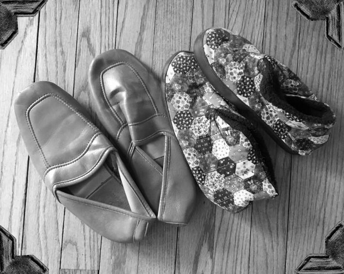 slippersbw