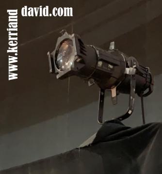 single spotlight website box