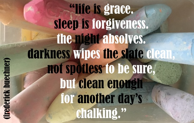life is grace sleep