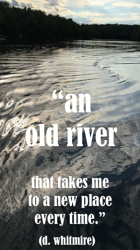 an old river