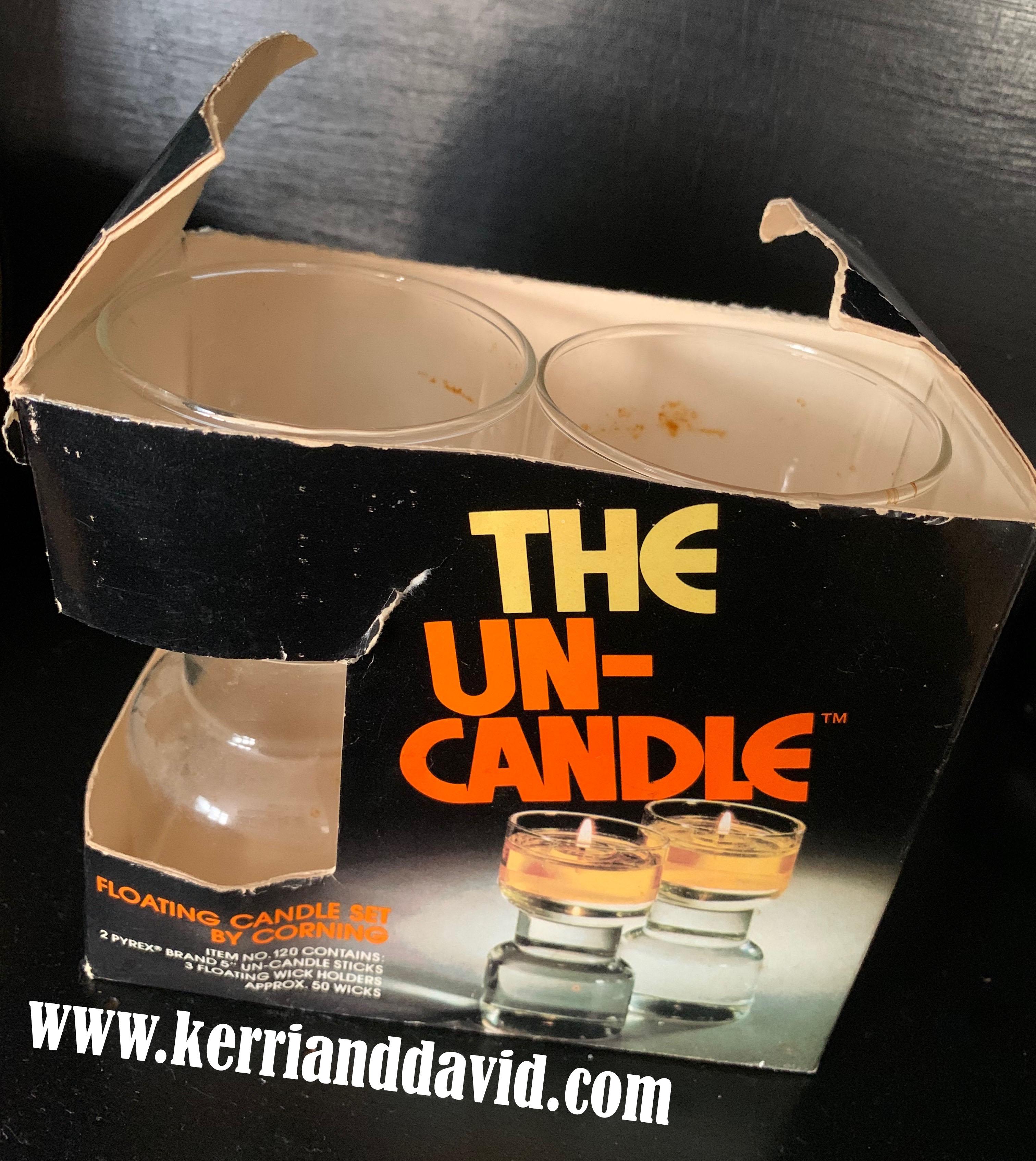 uncandle website box